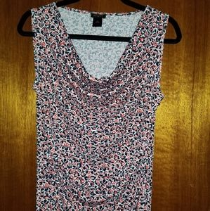 Ann Taylor Sleeveless Shirt